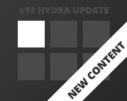 Pixels Filling Squares 3.0