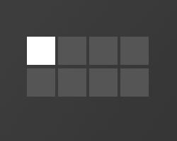 Pixels Filling Squares DX